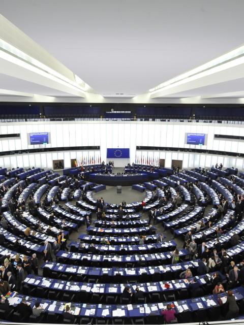 Plenary Session in Strasbourg - Week 3 - 2012 Hemicycle