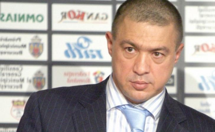 Fostul președinte al Federației Române de Box, Rudel Obreja, arestat preventiv