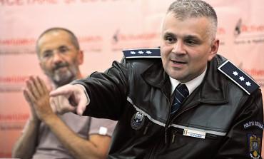 Afaceristul ucis în Centrul Istoric avealegături cu mafiaşi cu poliţistul Christian Ciocan