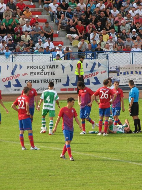 Suporterii ?i fanii clubului Steaua, trimi?i s? viziteze stadionul Dinamo
