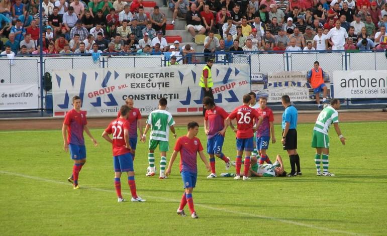 Suporterii și fanii clubului Steaua, trimiși să viziteze stadionul Dinamo