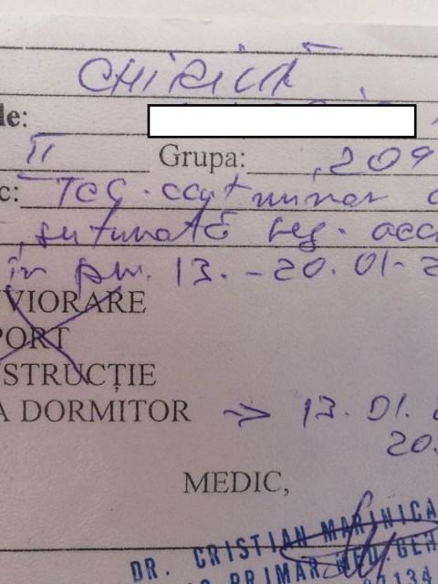 Acte medicale