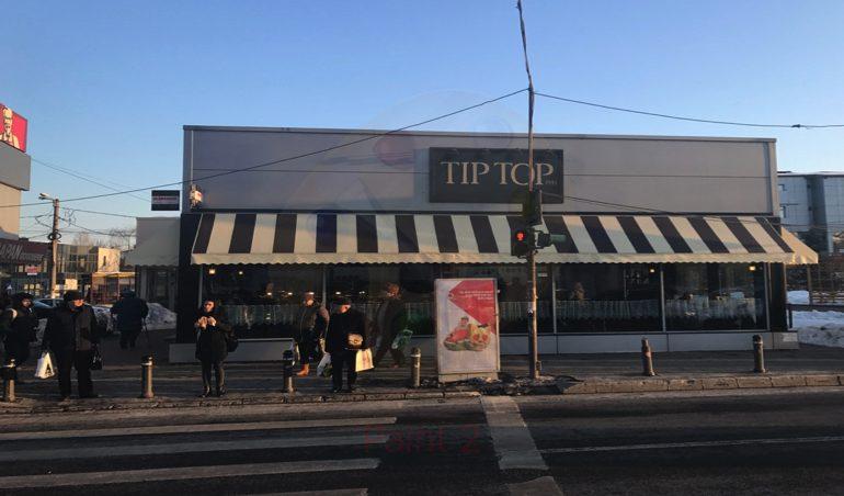 Cofetăriile TIP TOP, raiul contrabandei cu țigări