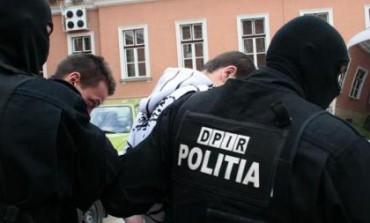 Interlopul Daniel Duțu, reținut după perchezițiile de la Slobozia
