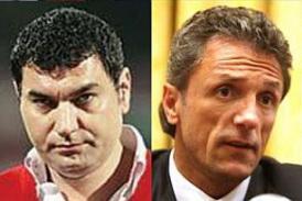 Gică Popescu şi Borcea, implicaţi în contrabandă cu ţigări