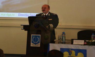 Conducerea Poliţiei Române, şantajată de şeful Direcţiei Anticorupţie