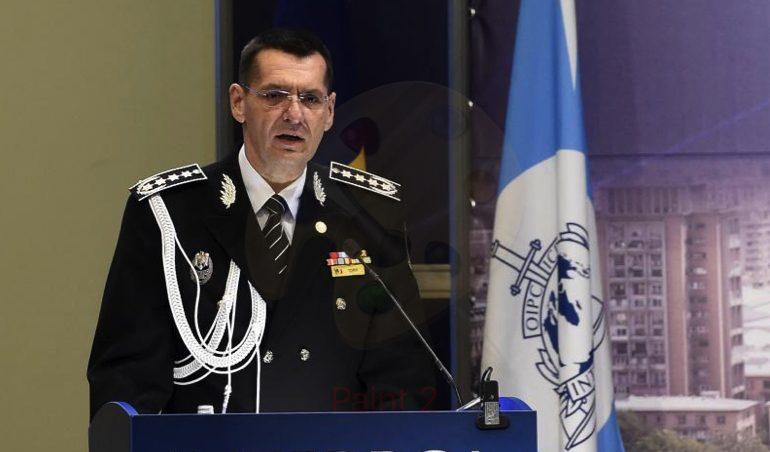 Ruşinea de la vârful Poliţiei Române